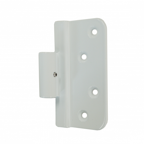 Composite Door Hinge Adjustable RIGHT HAND FLAG - White Product Code 8892624