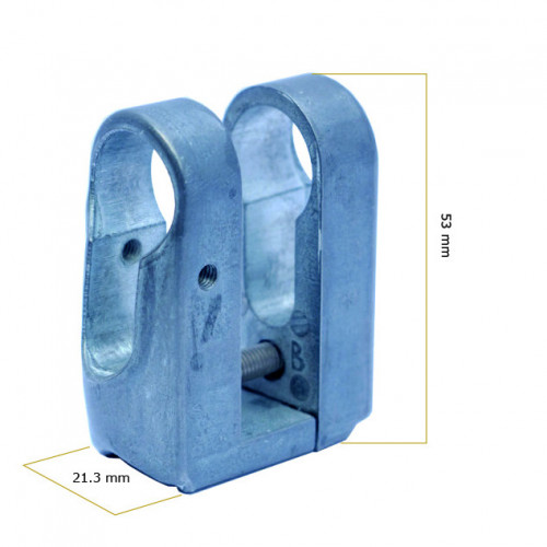 Cylinder Guard Version B - UAP / Yale Locks