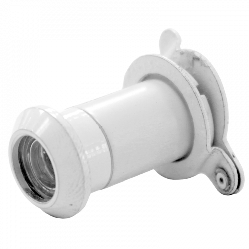 Small Door Viewer 20-35mm in White