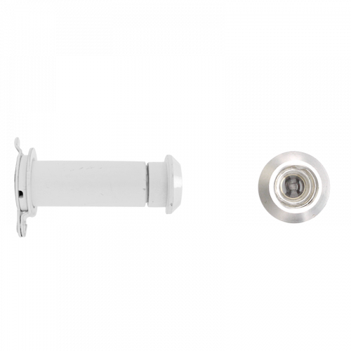 Standard Door Viewer 35-55mm In White - SBD Approved