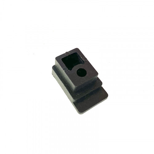 XL FACE RETAINING BLOCK - BLACK