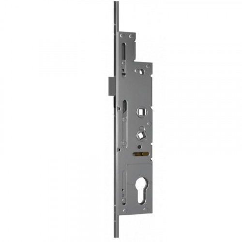 Crimebeater Lock - Dual Spindle | 45mm Backset | 243mm Backplate | 0 Hooks | 3 Bolts
