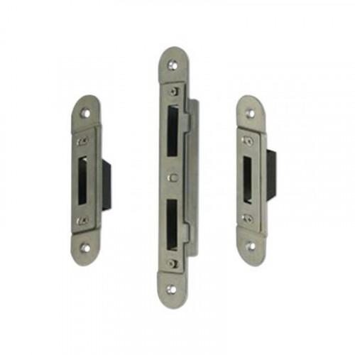 Crimebeater 220 Pro Composite Door Lock Keeps - Set of 3