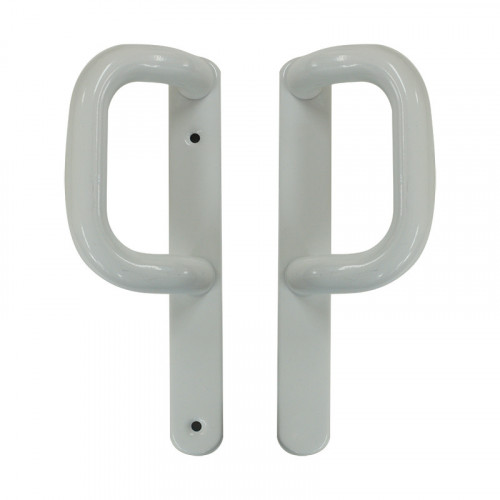 InterlockHandle White