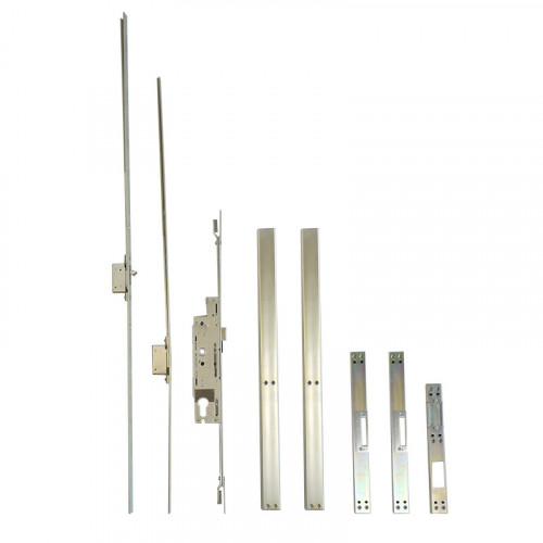 UPVC Universal Repair Lock - Full Kit