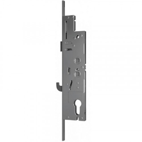 XL Lock - 735/758mm Centres | Dual Spindle | 35mm Backset | 243mm Backplate | 3 Hooks | 4 Rollers