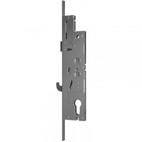 XL Crimebeater Lock - Dual Spindle | 35mm Backset | 243mm Backplate | 1 Hooks (Up) | 2 Deadbolts