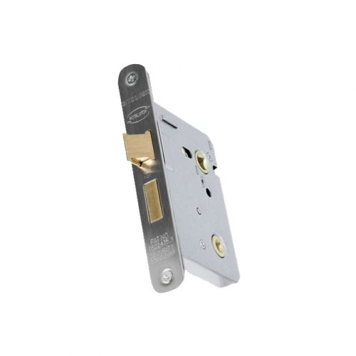 75 MM SSS MORTICE BATHROOM LOCK RADIUS