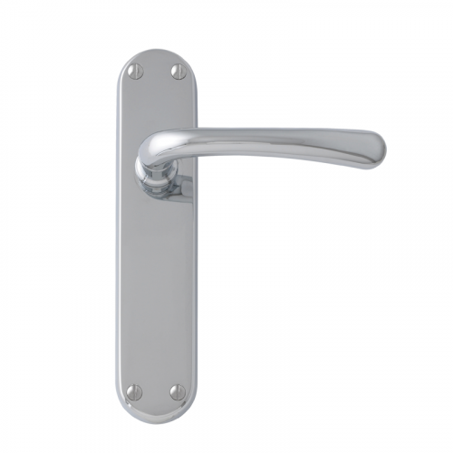 BP PALACE POL'D CHROME LATCH FURNITURE