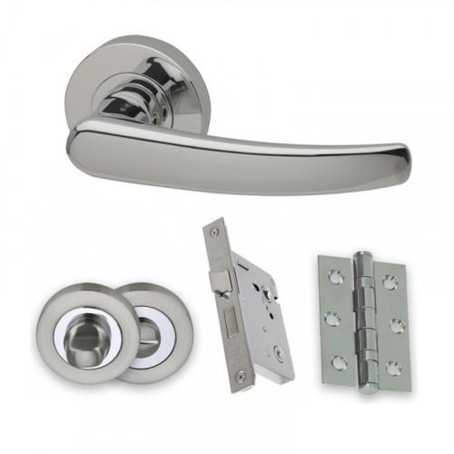 ALPINE BATHROOM DOORPACK PCP
