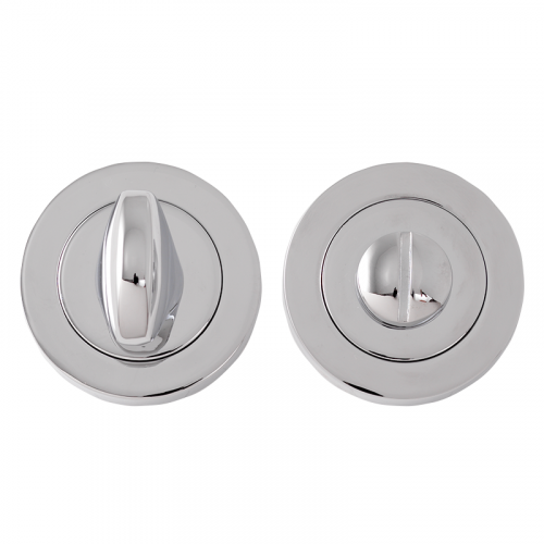 SATIN STAINLESS BATHROOM TURN IND/REL