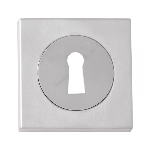 PCP/MC STANDARD SQUARE ESCUTCHEONS