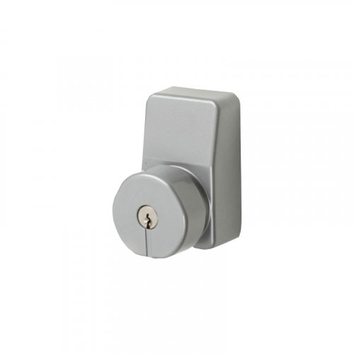 298 SILVER FIXED OUTSIDE ACCESS DEVICE