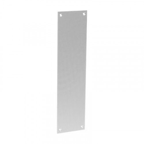 300 x 75mm STAINLESS STEEL PUSH PLATE