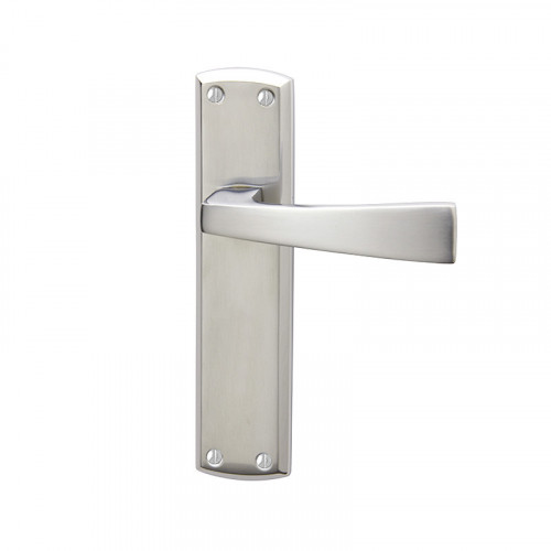 RITZ PCP/SCP DUAL FINISH LEVER LATCH FUR