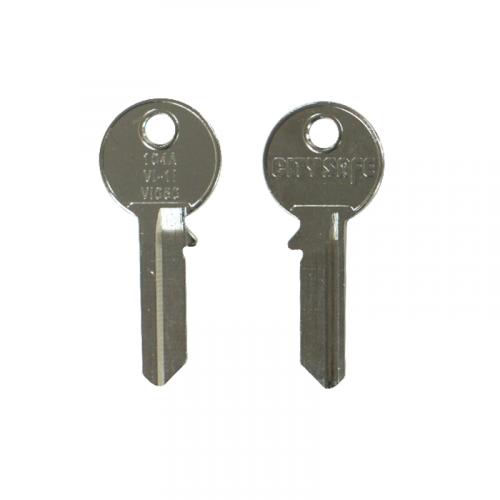 104A Key Blank - VI-1I | VI080