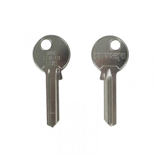 Keyblank - HD Ref = 36M - Silca Ref = LEG1 - JMA Ref = LEG-1D