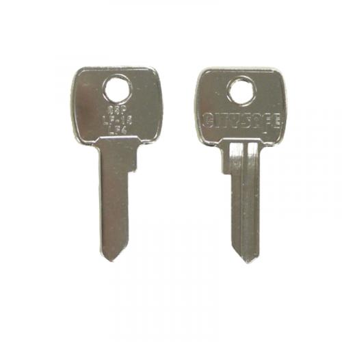 Keyblank - HD Ref = 85P - Silca Ref = LF4 - JMA Ref = LF-15
