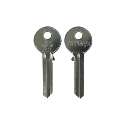 Keyblank - HD Ref = CLF1 - Silca Ref = CLF1 - JMA Ref = CRF-1D