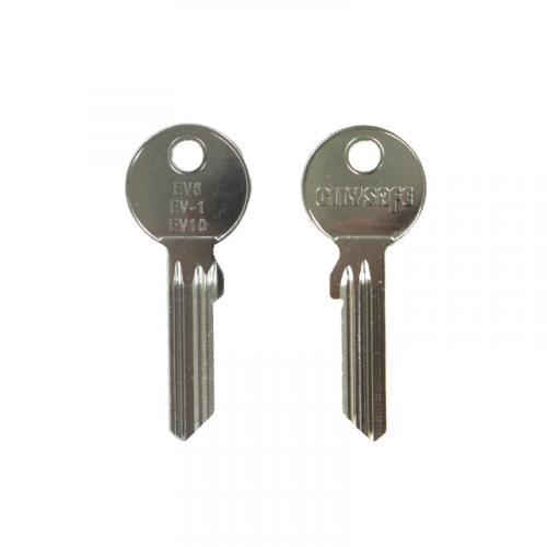 Keyblank - HD Ref = EV6 - Silca Ref = EV10 - JMA Ref = EV-1