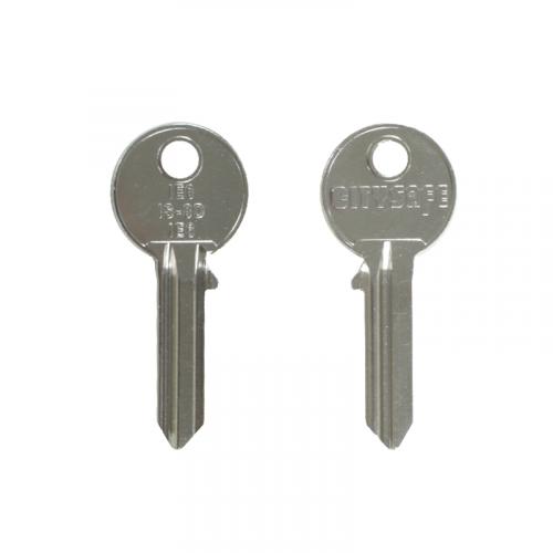 Keyblank - HD Ref = IE6 - Silca Ref = IE6 - JMA Ref = IS--8D