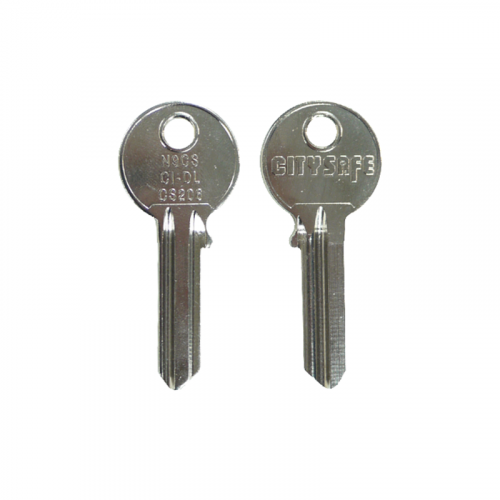 Keyblank - HD Ref = N9CS - Silca Ref = CS206 - JMA Ref = CI-DL