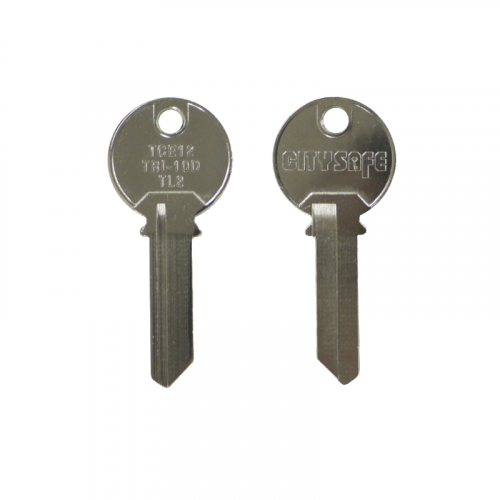 Keyblank - HD Ref = TCE12 - Silca Ref = TL2 - JMA Ref = TRI-10D