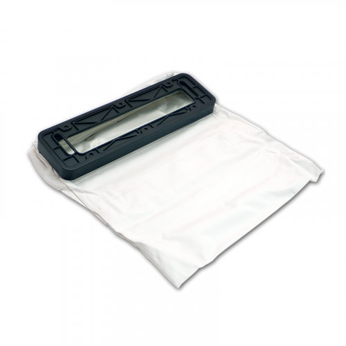 Universal Mail Bag for UAP Letterplates White