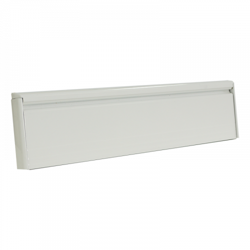 The Soterian External TS008 Frame - White Powder Coated