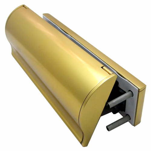 The Soterian Internal TS008 Frame - Gold Anodised