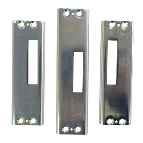PAS24 Security Plates - (Set of 3)