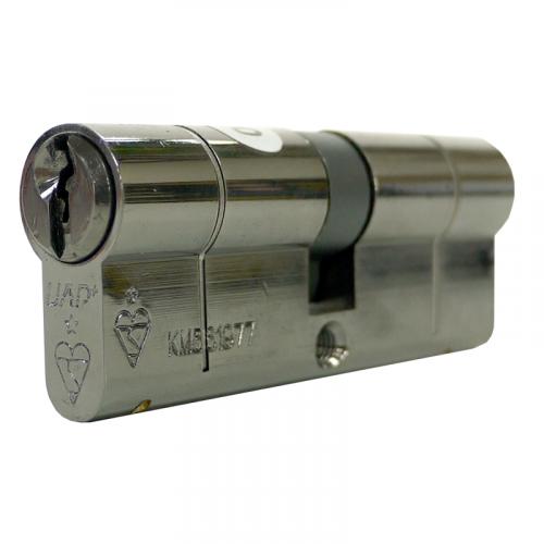 80mm 35-10-35 (40/40) Flint UAP+ 1* Kitemarked Euro Cylinder